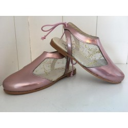 Sandaal rosé goud
