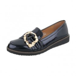 Fast Fashion loafer blauw