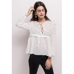 Bohemian blouse top