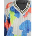Shirt/blouse blauw