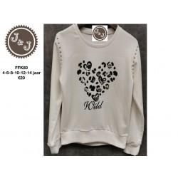 sweater ivory hart