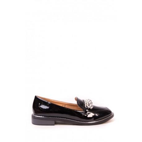 Fast Fashion loafer zwart