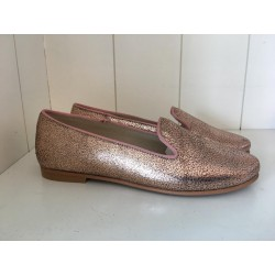 Luccini loafer goud
