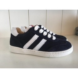Sneaker donkerblauw