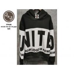 hoodie 'united'