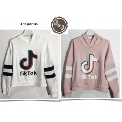 Tik Tok sweater