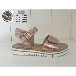Lunella sandaal