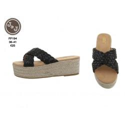 slipper wedge