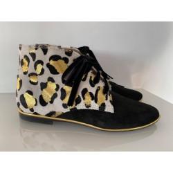 Veterschoen leopard