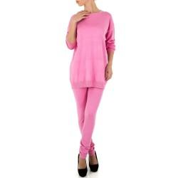 Loungewear roze