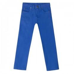 Jeans hoogblauw