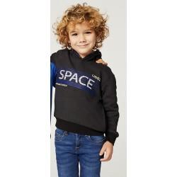 Hoodie grijs 'SPACE'